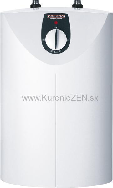 Pripojiť 2 ohrievače teplej vody