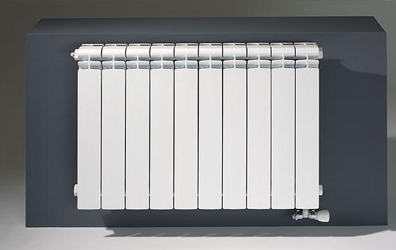 Hliníkové radiátory cena