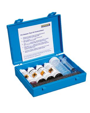 Sada merania Fernox Cleaner F3/F5 Test Kit